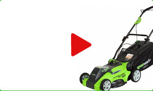 Greenworks GWLM 4040 recenze, video, hodnocení, zkušenosti