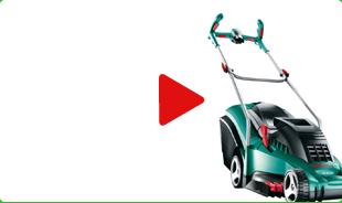 Bosch Rotak 40 recenze, video, hodnocení, zkušenosti