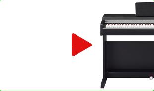 Yamaha YDP142 recenze, video, hodnocení, zkušenosti