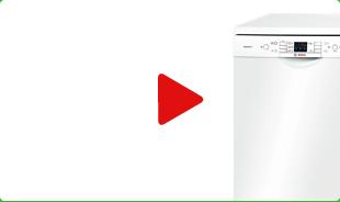 Bosch SMS 57L12 recenze, video, hodnocení, zkušenosti