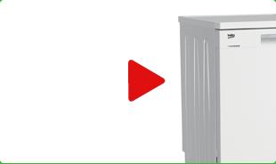 Beko DFN 28330 W recenze, video, hodnocení, zkušenosti