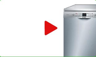Bosch SMS 53L18 recenze, video, hodnocení, zkušenosti