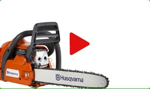 HUSQVARNA 135 recenze, video, hodnocení, zkušenosti