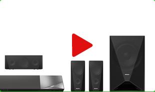 Sony BDV-N5200W recenze, video, hodnocení, zkušenosti