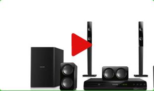 Philips HTD3540 recenze, video, hodnocení, zkušenosti