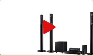 Samsung HT-J5550W recenze, video, hodnocení, zkušenosti